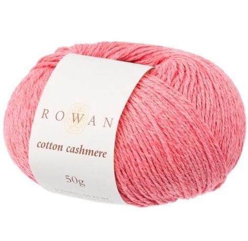 Cotton Cashmere Coral Spice 50g