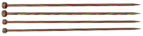 Symfonie Wood Straight Needles (30cm) 4.0mm