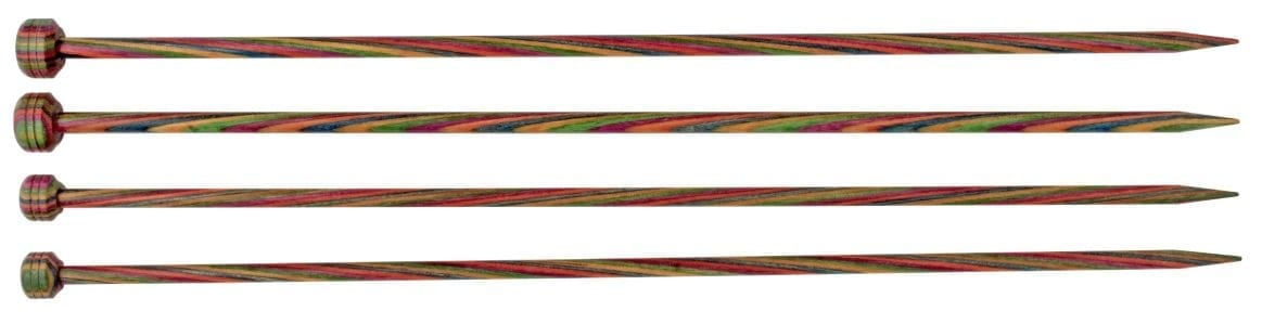 Symfonie Wood Straight Needles (30cm) 4.0mm