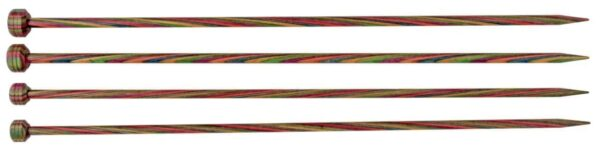 Symfonie Wood Straight Needles (30cm) 5.0mm