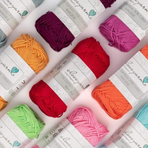 I Love Yarn - IMAGINE