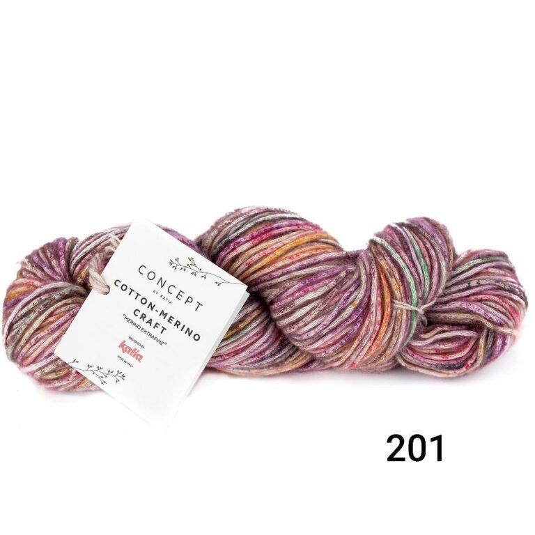 201 Coral-lilac-orange