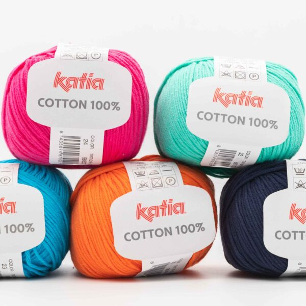 Katia 100% Cotton