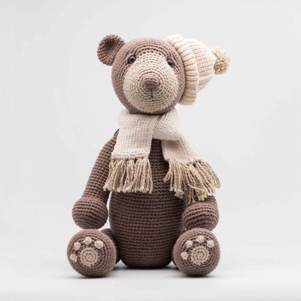 amigurumi bear kit